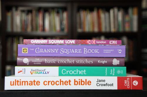 Crochet Books 1