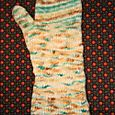 Felted Thanksgiving Oven Mitt