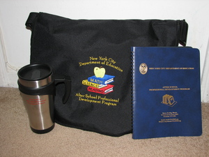 Nycdoe_bookbag_cup_and_planner
