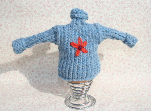 Turtleneck Egg Cozy